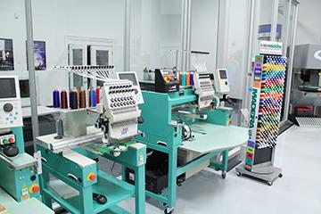 See Tajima StateOfThe Art Embroidery Machines In Action