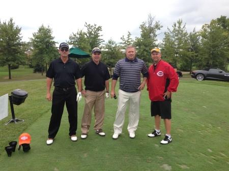 Hirsch LIDS Charity Golf Tourney Sept 2013
