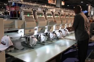 Hirsch Printwear Phila Show
